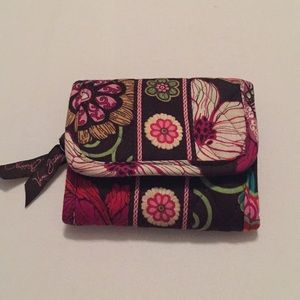 🌺🌸 Vera Bradley small flower wallet 🌺🌸
